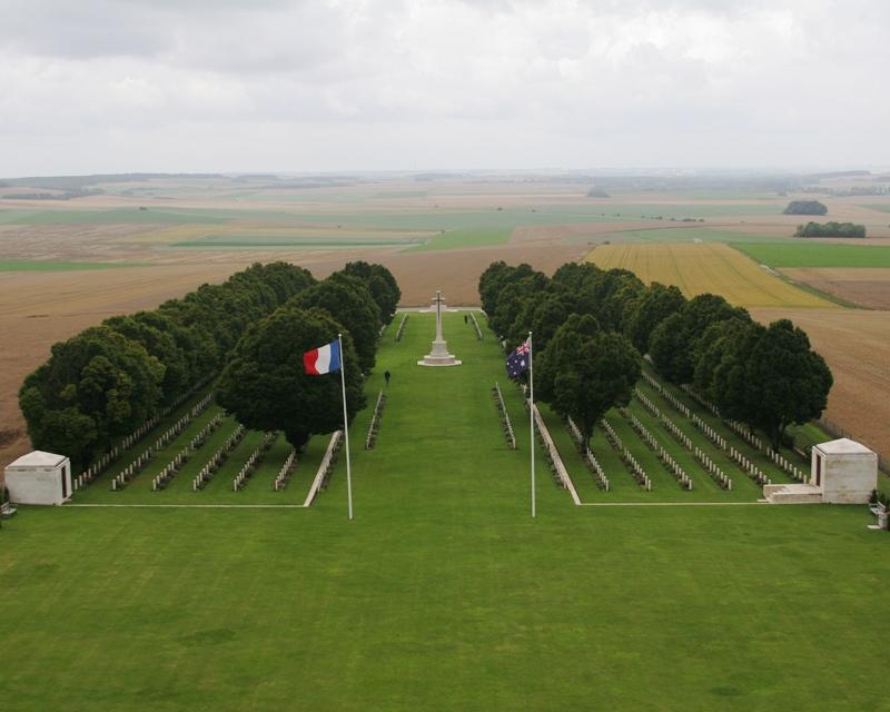 War Graves - Villers-Bretonneux