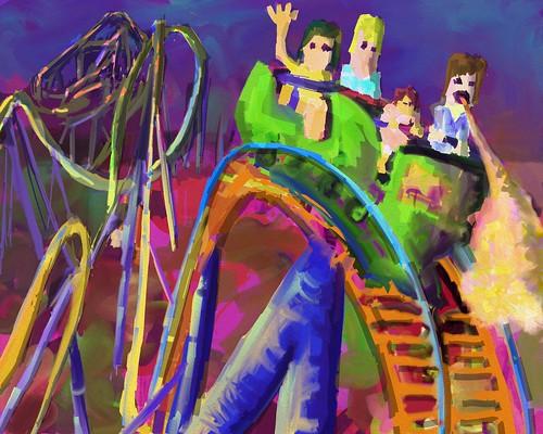 2007-07-15 Roller Coaster