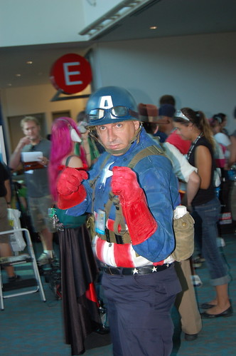 Comic Con 2007: Ready To Fight