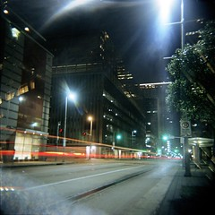 Holga Downtown Nights