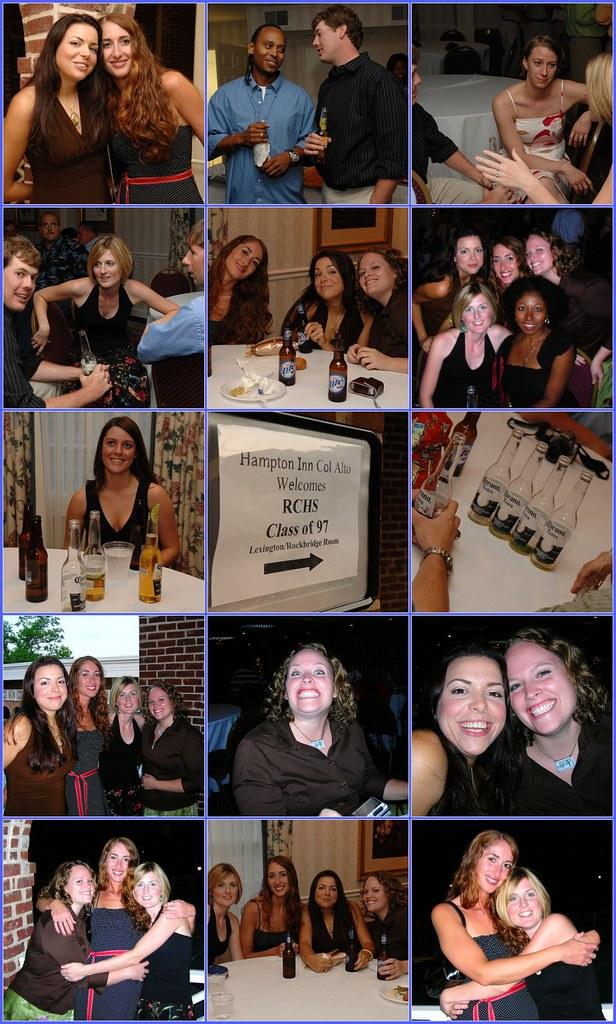 RCHS 10 Year Reunion 2007