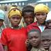 Displaced kids Shasha