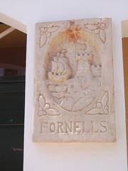 Escut de Fornells (toniher) Tags: menorca fornells escut