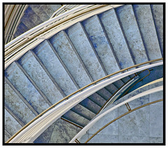 Transition... (Julian E...) Tags: urban lines architecture stairs design perception bravo searchthebest geometry steps form soe geometrie themoulinrouge magicdonkey flickrsbest selectedasthebest spselection anawesomeshot infinestyle freelancevirtuoso bppslideshow duelwinner
