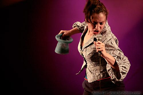 Photos Les Rita Mitsouko à Rock En Seine 2007