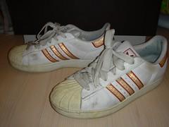 Adidas Superstars Holographic Stripes