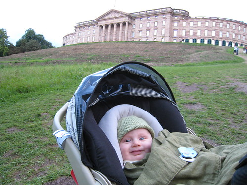 Milo and a Schloss
