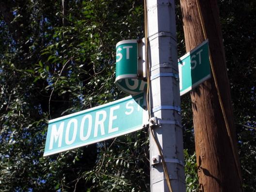 bogart and moore street