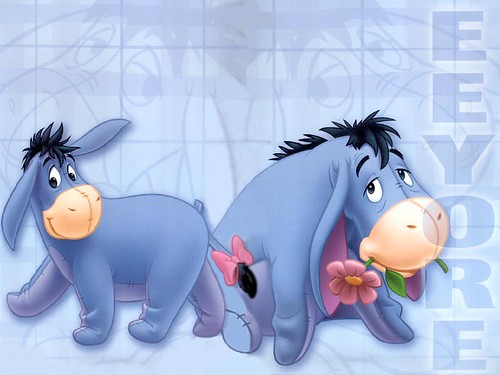 eeyore wallpapers. Eeyore Wallpaper