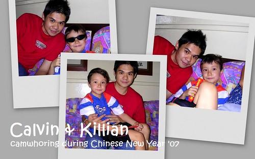 Calvin & Killian