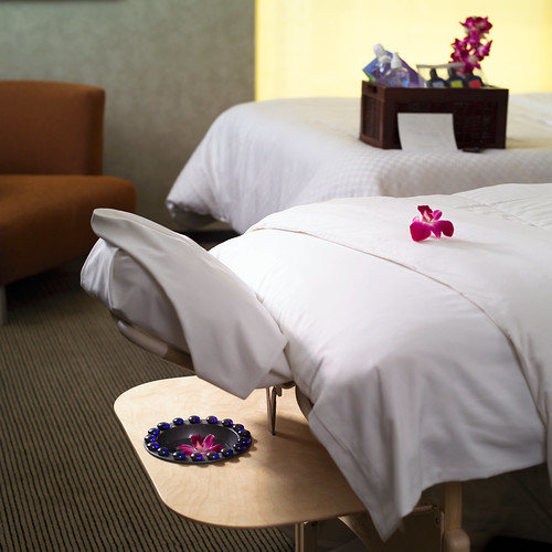 Starwood Heavenly Spa Bed