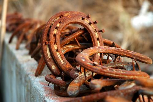 Rusted fortune - fortuna arrugginita da Sirbonetta.