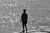 Costeñito - Silueta (Silhouette) B&W (CAUT) Tags: boy sea blackandwhite bw costa blancoynegro beach southamerica water silhouette backlight coast mar blackwhite kid agua nikon holidays colombia colombian bokeh niche silhouettes playa caribbean silueta niño vacations santamarta vacaciones siluetas sparkling marcaribe caribe colombiano sparklingwater caribbeansea d60 pelao suramérica caut nikond60 peladito costeño costeñito