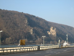One of many Rhine castles (chasing_travel) Tags: castles germany rhineriver