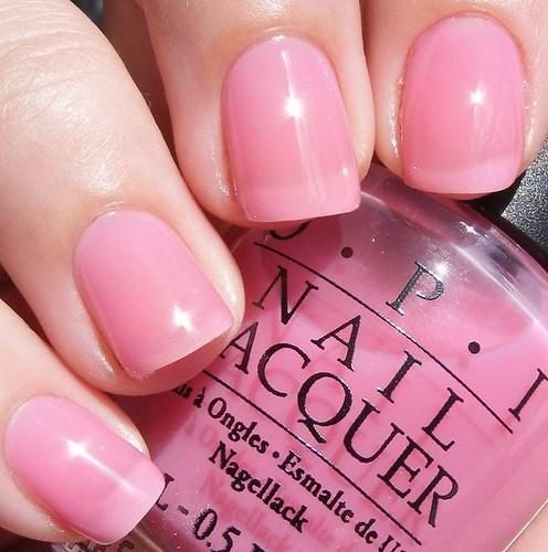 Sheer Pink Opi Nail Polish: Nail Juice: Nail Polish Types