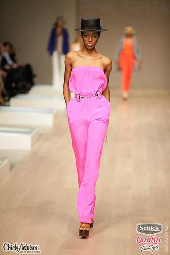 LGFW SS2011 Pink Tartan-9166