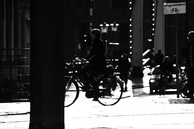 Amsterdam Cycle Chic - Diffuse 3