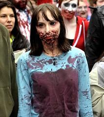 Toronto 2010 Zombie Walk (james.mannequindisplay) Tags: toronto rotting dead scary blood zombie creepy spooky brains zombies torontozombiewalk2010 hpctorontozombiewalk2010