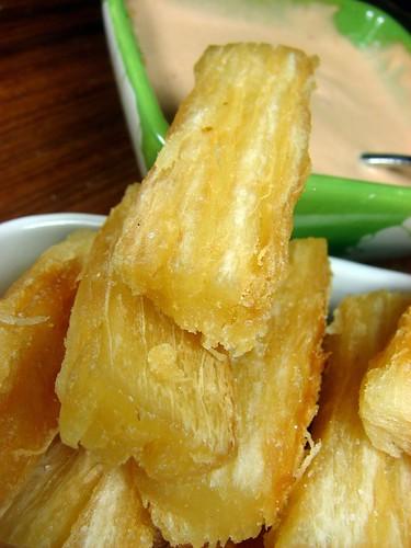 Yucca Fries Recipe — Dishmaps