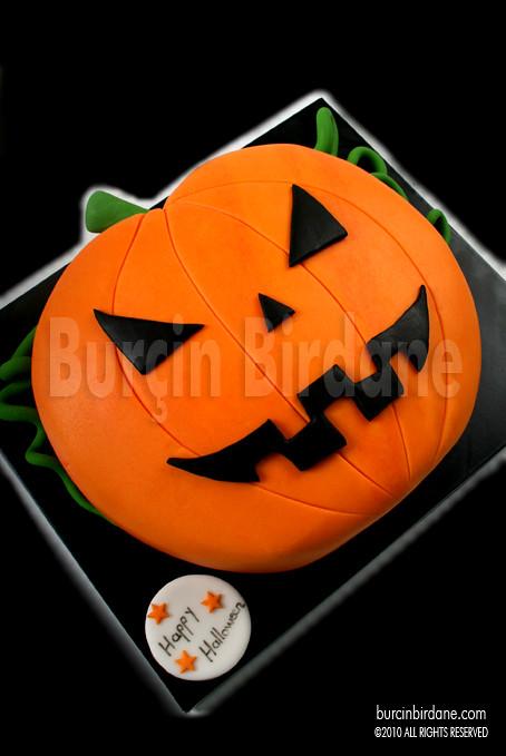 Halloween Pastası