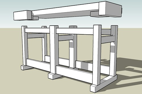 Workbench base plan.