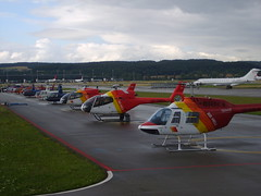 11 helicopter on the heliport west in Zurich! (hbzso) Tags: lszh
