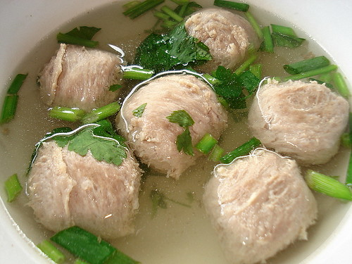how to make beef ball soup