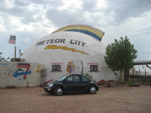 Meteor Crater Trading Post