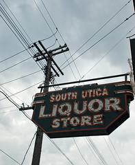 South Utica Liquor Store