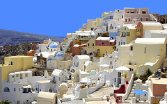 Oia Santorini (Robert Louden) Tags: day clear santorini greece oia mywinners p1f1 aplusphoto superbmasterpiece  platinumheartaward