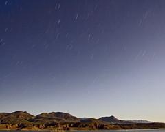 Star Trails (CoryValdezPhotography) Tags: arizona mountain lake water night time lakeroosevelt