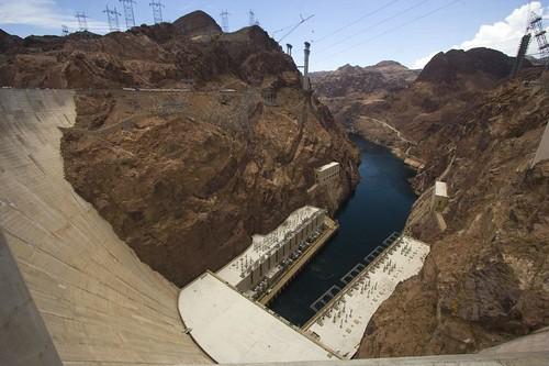 Hoover Dam -- chris nevada usa america unitedstates 2007 steph states united roadtrip hoover dam