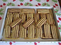 8-Layer Cookies / dopo la cottura