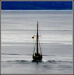 Sailing (joningic) Tags: sea iceland ship hsavk skjlfandi