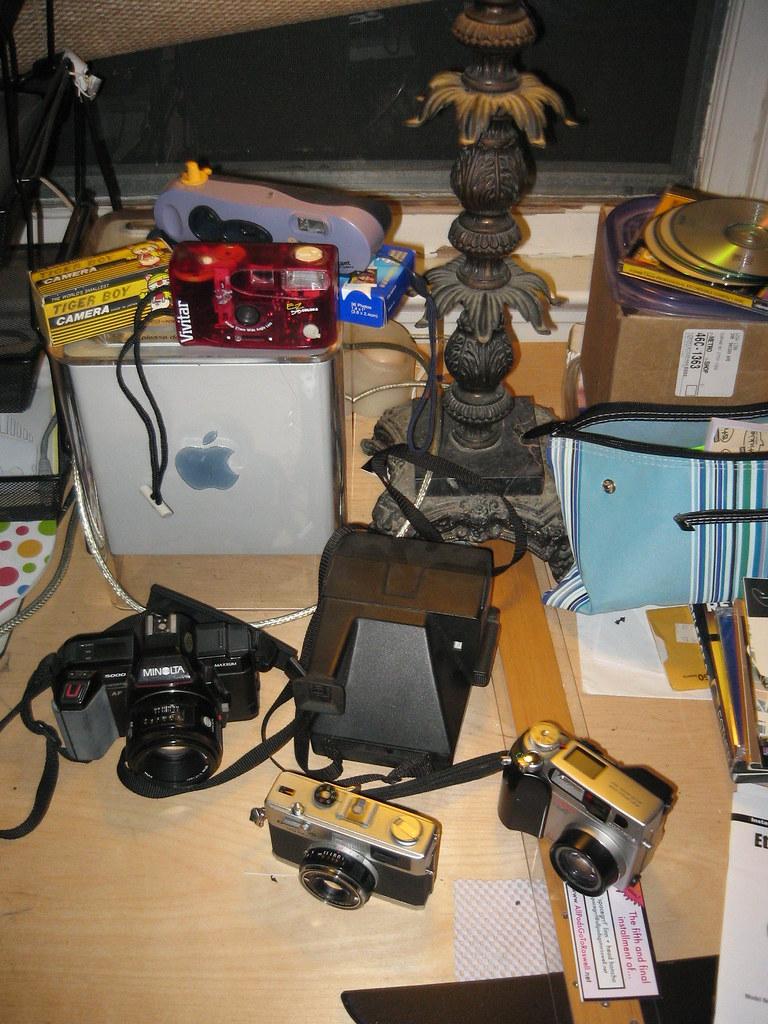 Still cameras