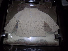 mod feb baby sweater