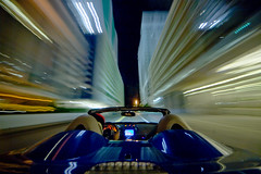 (miami fever) Tags: public speed nissan 350z hyperspace acceleration