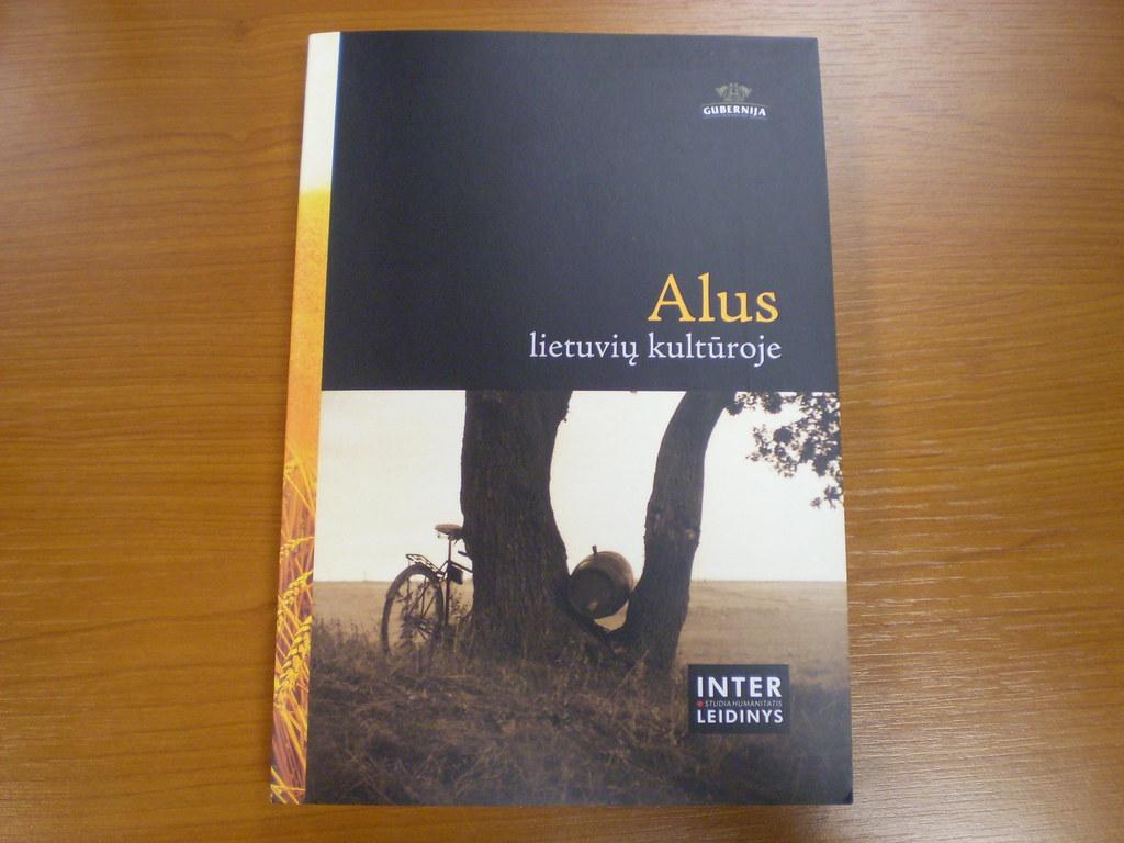 Alus lietuvių kultūroje