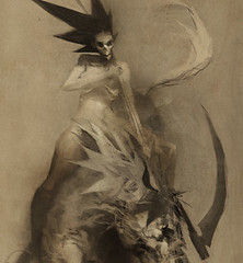 ashley wood - sparow