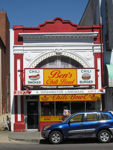 Ben's Chili Bowl in Washington, DC