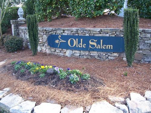 Cary, NC:  Olde Salem
