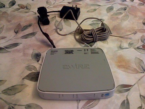 Wireless AT&T Router