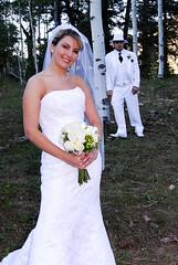 Beautiful Bride (Kristi's Photography) Tags: wedding colorado dmr cain durangomountainresort iwpcandidate cascadevillage