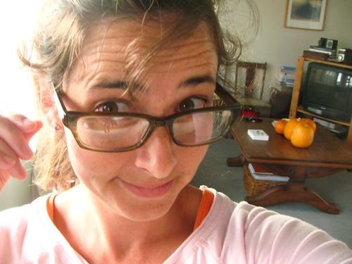 my sexy no-prescription glasses