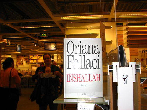 Ikea and recommended reading