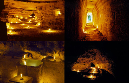 7 Underground Wonders Of The World: Labyrinths, Crypts, Catacombs And More - 1465045826 7Ebc4Da2Ae O 1