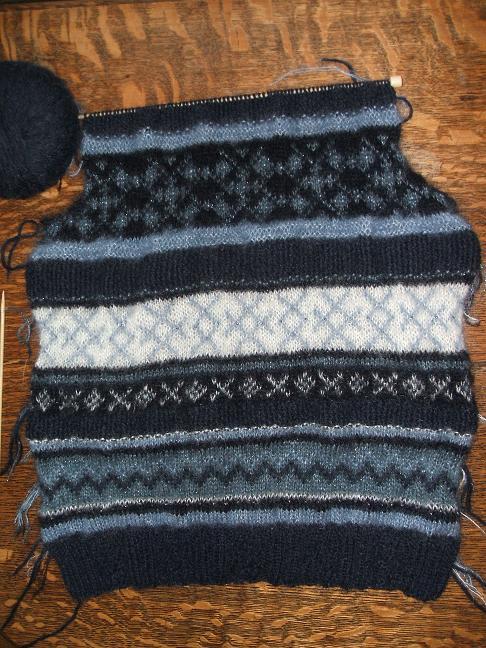 Anya sweater