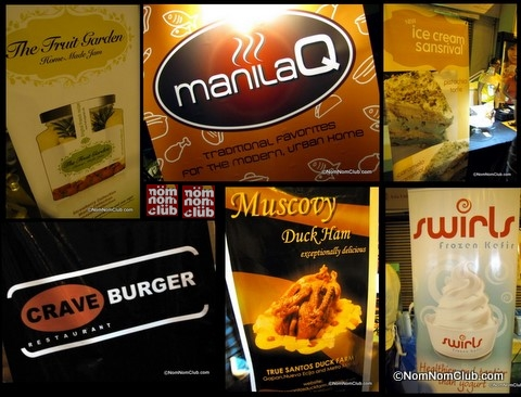 ManilaQ, Crave Burger, Muscovy, Swirls