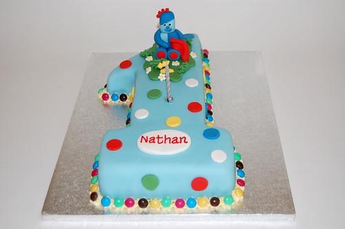 Iggle Piggle no 1 cake Beautiful Birthday Cakes