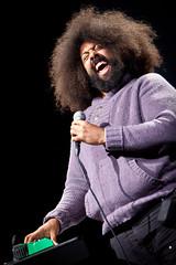 Reggie Watts - PopTech 2010 - Camden, Maine